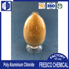 Water treatment mining chemical Polyaluminium chloride pac Flocculating