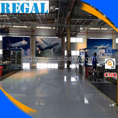 Epoxy flooring resin paint for hospital office
