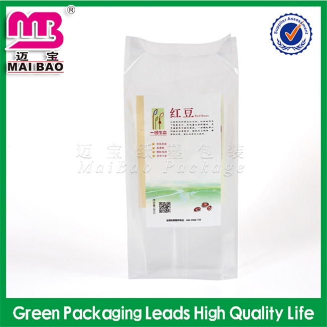 professional brand design top quality and cheap plastic pink snack food sandwich packaging bag