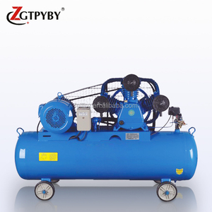7.5kw/10hp piston air compressor pump and motor head for air compressor