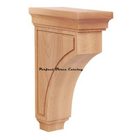 Hot Sale Wood Carved Corbel Contemporary