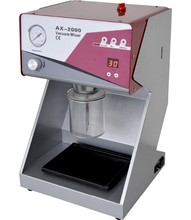 Vacuum Mixer Dental Lab Equipment With CE Certification Built-in Pump