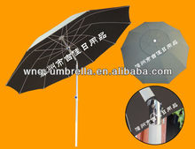 CFT-220DG beach sun protection 220CM 100% cotton umbrella