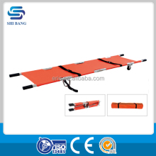 Jiangsu direct supply durable military tactical steel foldable stretcher