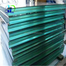 bathroom partition tempered laminated glass for sale