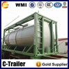 STANDARD ISO LPG LNG tank for sale