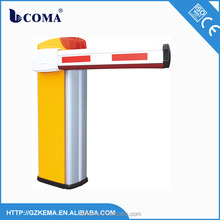Automatic security aluminum barrier arm gate for parking system