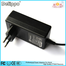 DELIPPO modem 13.8v switching power supply 1500ma /1.5a european charger