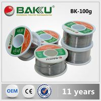 Baku Top Products Top Quality Pollution-Free Qualitek Wire Solder