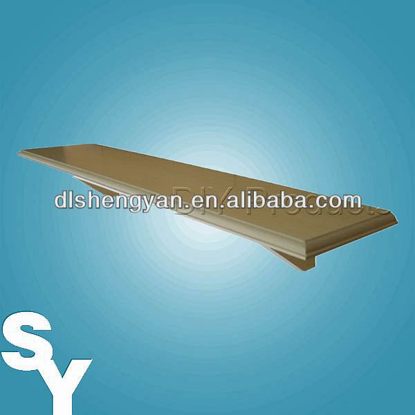 2014 New Design Wood Shelf Kit with Plastic Brackets