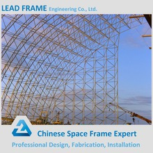 Space Frame Barrel Vault Bulk coal stockpile cover