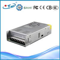 350W 70A Constant Voltage 5V AC To DC aluminium enclosure Switching Power Supply For LED With CE RoHS FCC