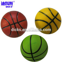 PU Stress Ball,Antistress Basketball Hot Sale PU Foam Basketballs