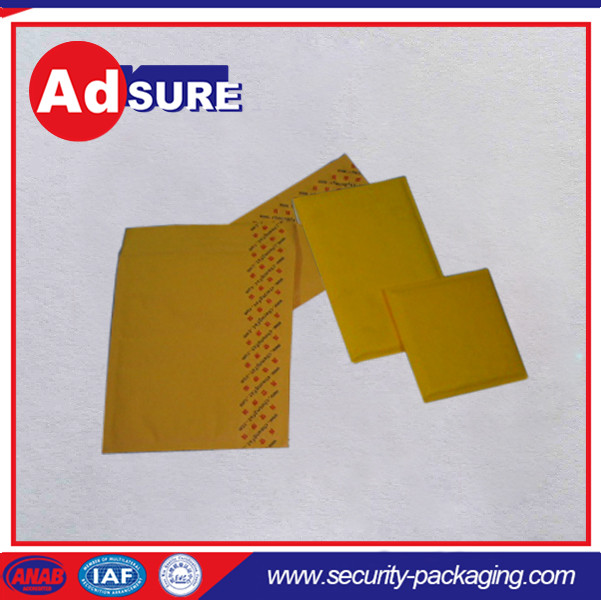 Bubble Envelope/Bubble Mailer With Designs/Brown Kraft Bubble Mailer