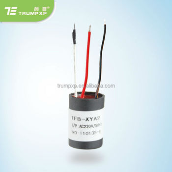 Factory direct sale small size cylindrical negative ion generator ionizer