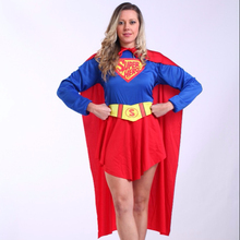 Halloween cosplay male and female models Superman Green Lantern Bat man America Captain party special Costume