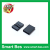 Free Shipping 100pcs/lot smart bes 4Pin Dupont Jumper Wire Cable Housing Female Pins Connector 2.54mm Pitch