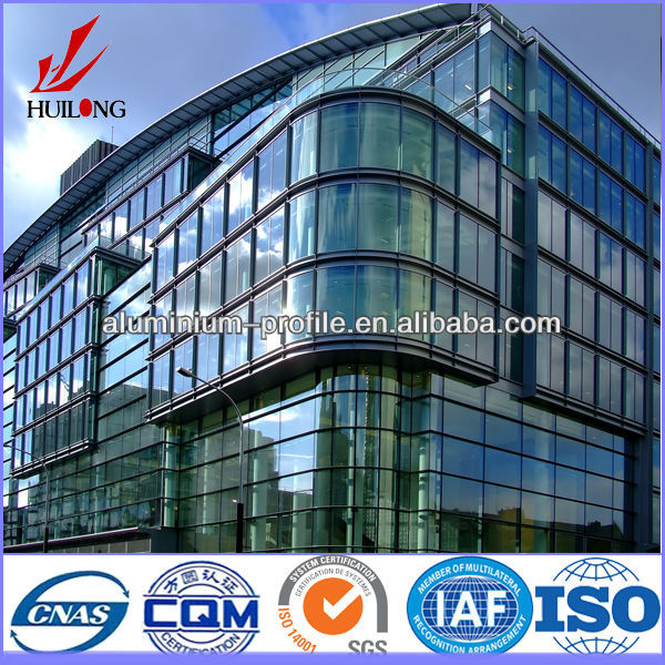 Professional Customized Anodized Perforated Aluminum Wall Cladding