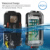 Bluetooth control smartphone waterproof diving housing case  cover bag For samsung galaxy For Huawei P20