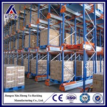 China Merchandise Selective Cold Storage Radio Shuttle Racking