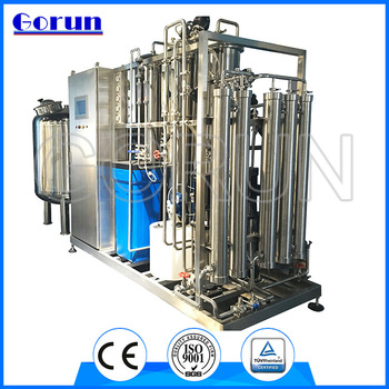 Reverse Osmosis / Ro Membrane Filter Pure Mineral Water Treatment Plants