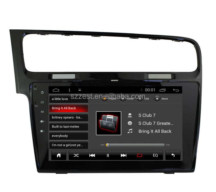 ZESTECH android 8.0 for vw golf 7 car multimedia 2013 4G gps radio