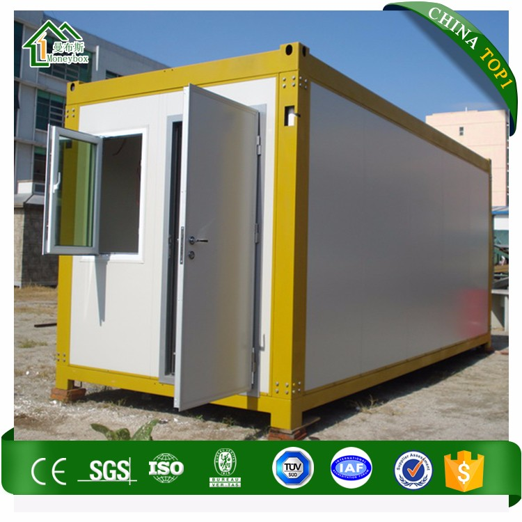 Waterproof Fire Anti-Corrosion Container Home Kits Luxury