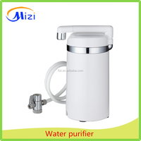 Domestic water well sand filter water