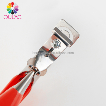 Stainless steel nail tip cutter nail manicure products nail clipper tools
