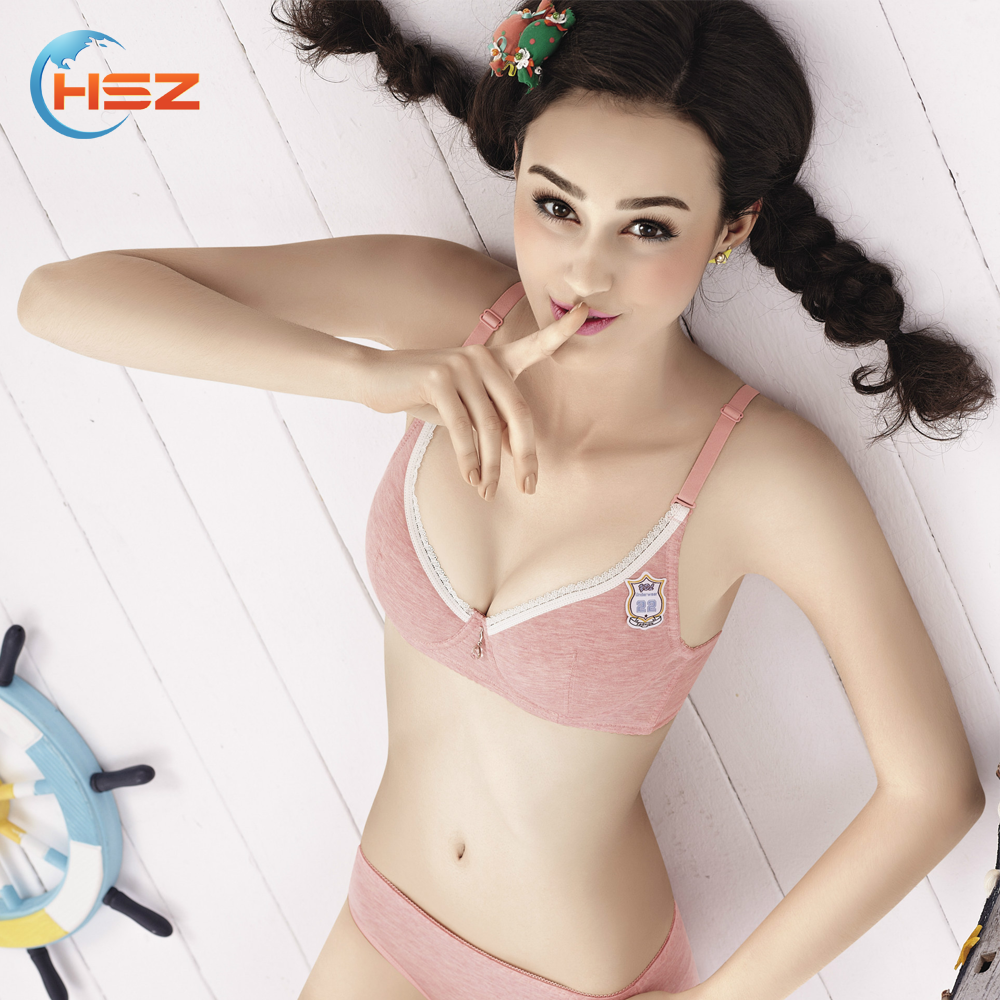 HSZ-2234 Wholesale Sexy Undergarments For Ladies Fancy Bra Panty Set Special Design Hot Girls Photo New Model Bra Women Lingerie