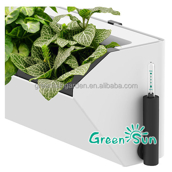 wall mounted plant holder vertical garden flowerplanters. Black Bedroom Furniture Sets. Home Design Ideas