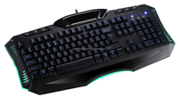 Professional Wired LED Computer Gaming Keyboard for Gamers
