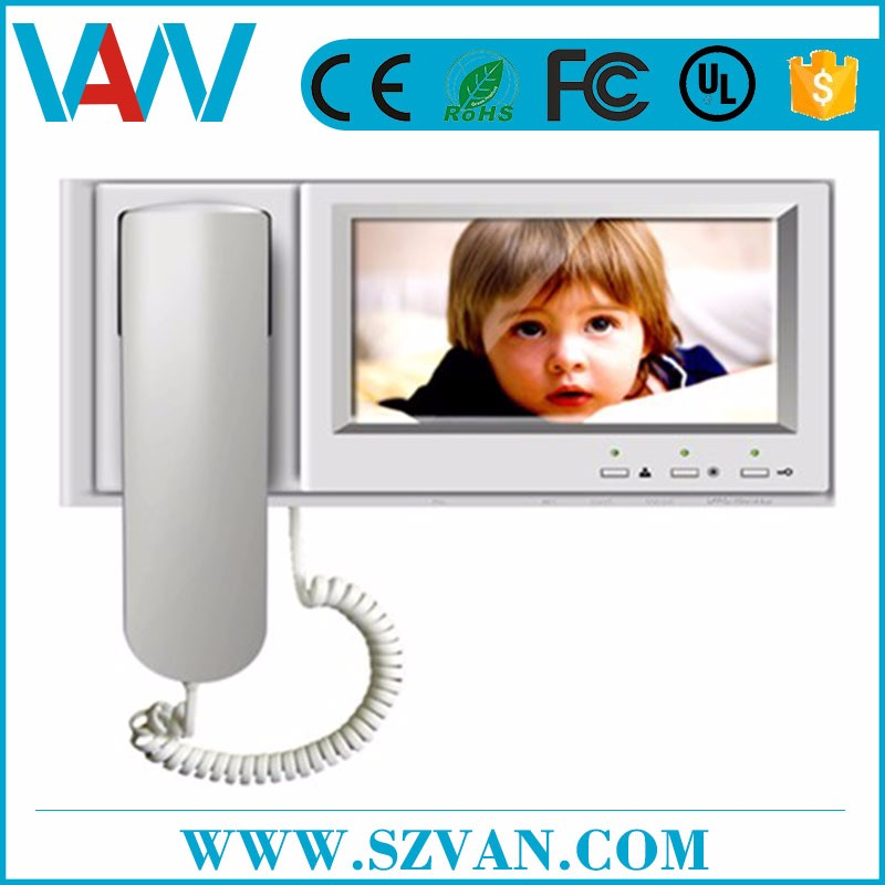 2017 New Design Best Quality video door kit For shop,factory,office using