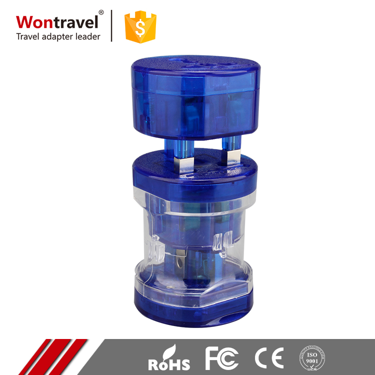 Low Price Outdoor Hotel Living Universal Travel Adapter Residential Use Home Power Plug Adaptor