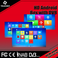android tv box digital satellite receiver