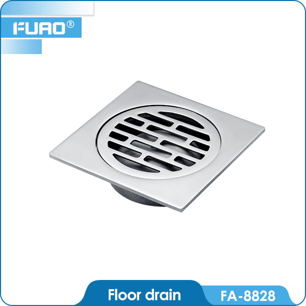 FUAO Floor Strainer Hair&FDrain Filtering Net For Kitchen Bathroom