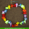 Flower Garlands Necklace Hawaiian Tropical Beach Party Unisex Fancy Dress