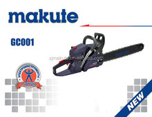 China good factory 62cc gas chain saw