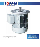 MS series three phase 15Hp asynchronous electric motor