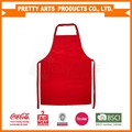 special design plastic kitchen apron