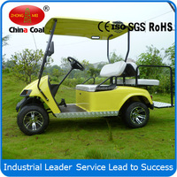 2016 electric and gas 4 seat golf cart
