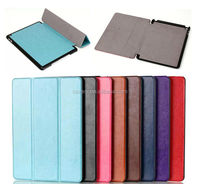 For iPad Air 2 Tri-folding Smart Cover