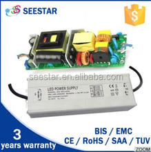 90-150w constant voltage 100w 120w waterproof IP67 high PF switching power supply