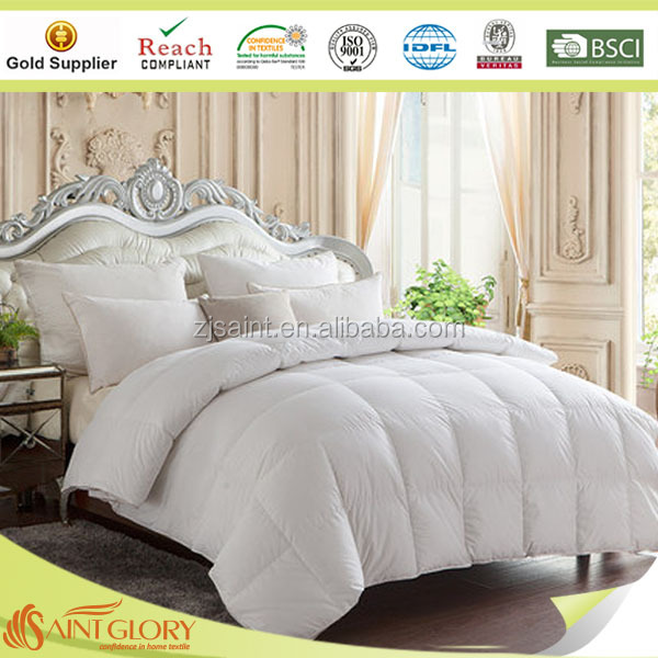 wholesale duck down quilt white goose down comforter