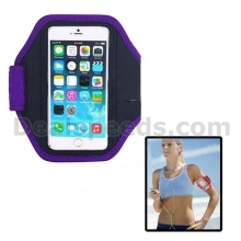 New Arrived Sports Gym Running Soft Armband Pouch Case for iPhone 6 Plus 5.5 inch