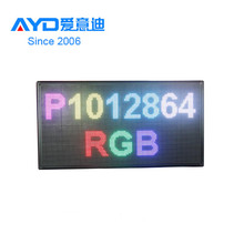 Dongguan Professional Supplier Customised Size Colorful Outdoor/Indoor Advertising LED Display