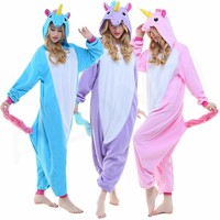 ALQ A017 Nightwear Nightdress Suit Unicorn