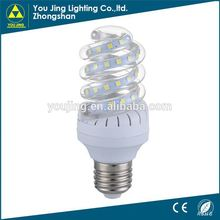LED light good earth lighting bulbs hot selling led spiral bulb
