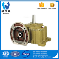 WPWDA worm gear reducer