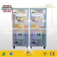 Luky Star Coin Pusher Type claw machine,toys push arcade,toy crane claw price on